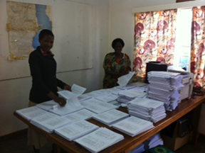 Diocese of Northern Malawi Printing Press image 2